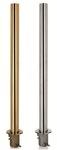 Modifikuojami atitvarai grindims - sidabro ir aukso spalvų.