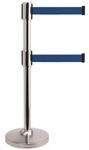 Didesnio svorio atitvaras su dvejomis mėlynomis juostomis.
