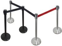 Atitvarai gali būti jungiami tarpusavyje įvairiomis kryptimis (į vieną stovą gali jungtis iki keturių atitvarų).