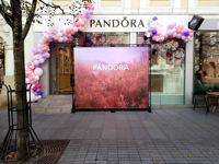 Naujos parduotuvės atidarymas Vilniuje.