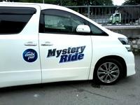 Reklaminė plėvelė su lipduku išpjauta ir užklijuota ant automobilio