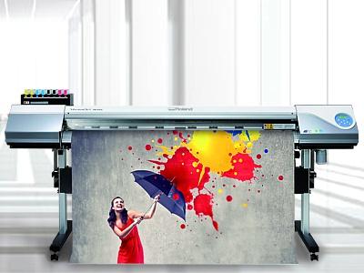 Reklaminė spauda ant įvairių medžiagų: popierius, lipni plėvelė, perforuota plėvelė, tentai, vėliavinis audinys, roll up tentai.