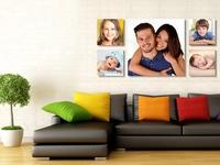 Foto nuotraukos ant drobės - puiki idėja Jūsų namams!