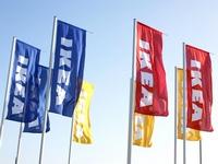 Audinys vėliavoms ir plevesuojantiems baneriams, lengvas, pralaidus šviesai, galima plauti
