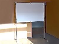 Mobili informacinė lenta mokykloms